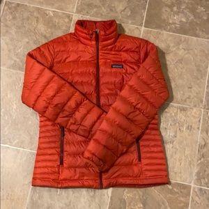 Patagonia down sweater full-zip jacket